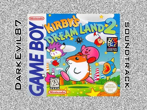 Kirby's Dream Land 2 OST (Game Boy)