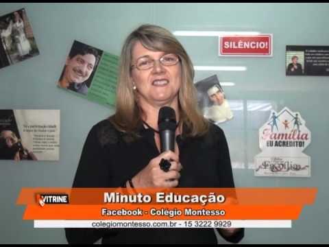 COLÉGIO MONTESSO 34 - PROGRAMA VITRINE Ensino médio Sorocaba Colégio Particular Sorocaba Curso pre vestibular sorocaba
