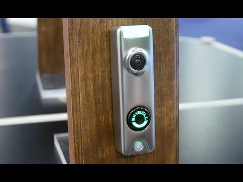 CES 2017: Skybell's New Video Doorbells - Max & Trim Plus