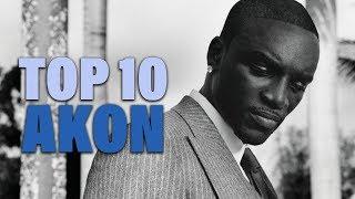 TOP 10 Songs - Akon