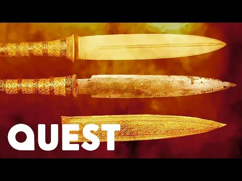 The Mystery Of Tutankhamun's Dagger | What On Earth?