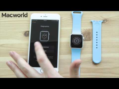 How to set up an Apple Watch