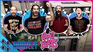 Video GANG BEASTS #3: SETH ROLLINS vs. HARPER vs. KONNOR vs. AIDEN ENGLISH - Gamer Gauntlet MP3, 3GP, MP4, WEBM, AVI, FLV Juni 2018