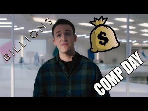 Billions | Comp Day | Axe vs Employees S3E11