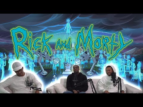 RICK AND MORTY SEASON 4 EPISODE 2 LIVE REACTION   THERE'S AN APP FOR THAT