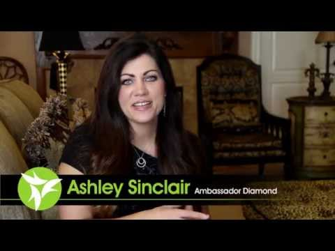 Get Out Of Debt with Ashley Sinclair (видео)