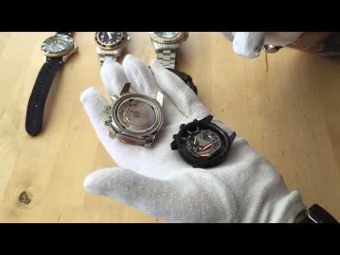 Unterschied Automatikwerk / Quarzwerk - Wie funktioniert eine Automatik-Uhr