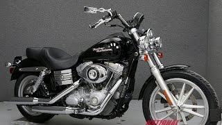 4. 2007 HARLEY DAVIDSON FXD DYNA SUPER GLIDE  - National Powersports Distributors