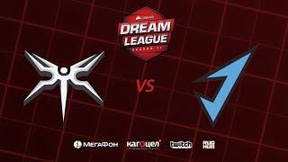 Mineski vs J.Storm,  DreamLeague Season 11 Major, bo3,game 1 [Lex & 4ce]