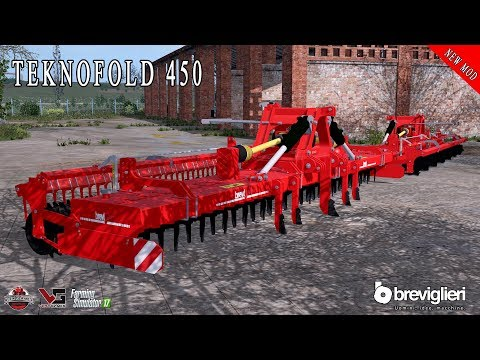 Breviglieri Teknofold 450 800 v1.0