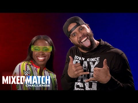 Jimmy Uso & Naomi are proud to represent Boys & Girls Clubs of America in Mixed Match Challenge