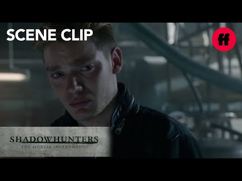 Shadowhunters | Season 1, Episode 10: Jace Meets His Father | Freeform