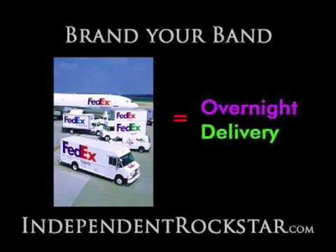 Brand Your Band – Marketing for Independent Musicians