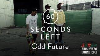 Odd Future - 60 Seconds Left - San Miguel Primavera Sound 2011
