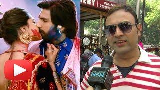 Ranveer Singh, Deepika Padukone - Hot Or Not ? Public Speaks