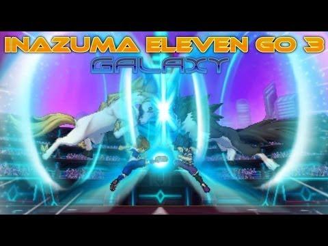Inazuma Eleven Go 3 Galaxy Walkthrough Episode 12: Friends Until The End