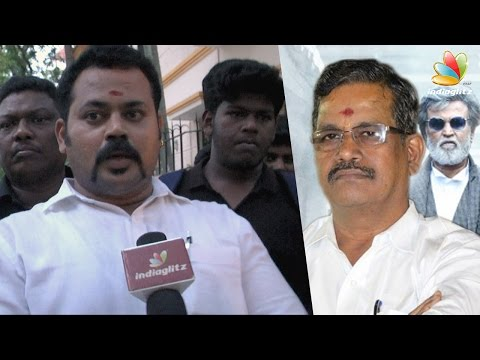 Bouncers-Threatens-Kalaipuli-s-thanu-for-Kabali-Issue-Controversial-Speech