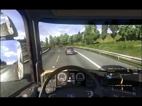 Euro Truck Simulator 2 - A CIDADE DE ORTIGUEIRA PARANÁ