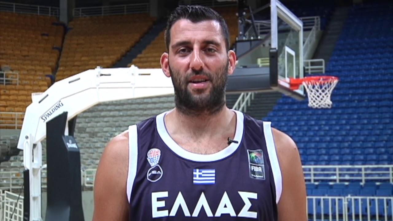 Tο Παγκόσμιο Κύπελλο Μπάσκετ αποκλειστικά στην ΕΡΤ | Γιάννης Μπουρούσης