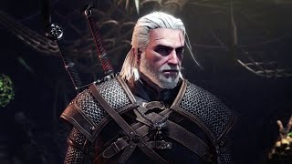 Monster Hunter: World - The Witcher 3: Wild Hunt Collaboration Trailer by GameTrailers