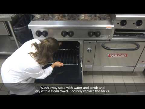 Vulcan Convection Oven, Stove, and Griddle