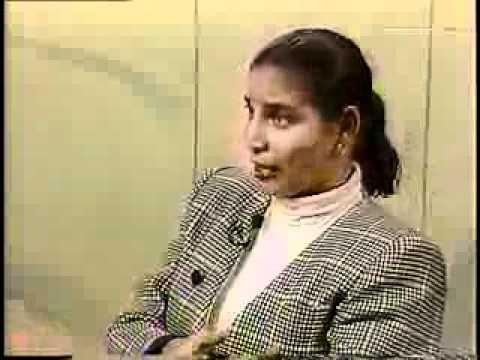 RAQUEL CÂNDIDO TINHA RAZÃO? ENTREVISTA AO RODA VIVA EM 29/07/1991