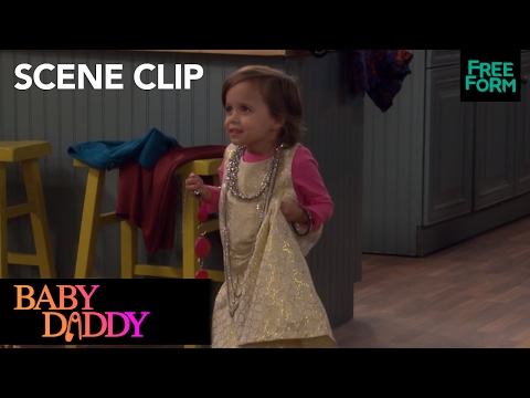 Baby Daddy | Season 6, Episode 4: Riley Plays Dress Up With Emma | Freeform