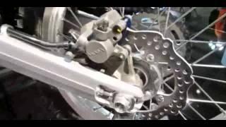 10. 2014 Honda CRF250L Walkaround - gulebure