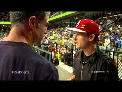 Real Sports with Bryant Gumbel: Rob Dyrdek - Street Smarts Web Clip (August) (HBO Sports)