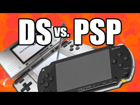 ПРОТИВОСТОЯНИЕ ДЕСЯТИЛЕТИЯ!!! NINTENDO DS VS. SONY PSP