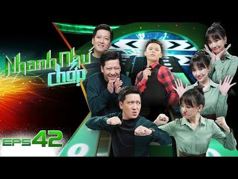 Nhanh Như Chớp | Tập 42 Full HD: Hari Won Du Học Rèn Luyện Về Phục Thù Chặt Chém Trường Giang - Thời lượng: 56:43.