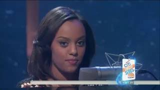 Ruth B performing LIVE TODAY SHOW with great performance!