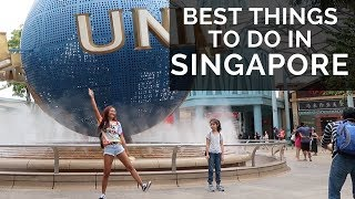 Video SINGAPORE TRAVEL GUIDE! MP3, 3GP, MP4, WEBM, AVI, FLV September 2018