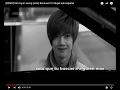 [SS501] Kim Hyun Joong (solo) Because I'm Stupid sub