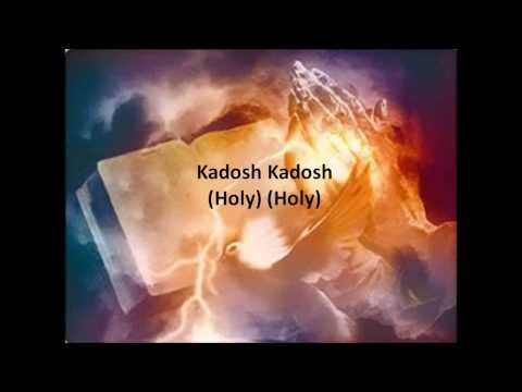 Kadosh - Lyrics and Translation - Yeshua/Messianic