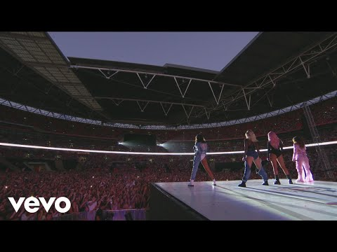 Little Mix - Power (Live from Capital FM's Summertime Ball) (видео)