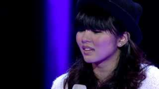 The Voice Thailand - ลูกพีช รพีพร - สบตา - 8 Sep 2013