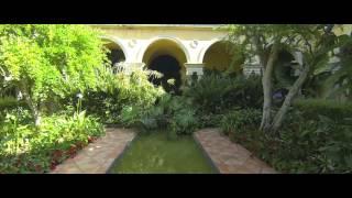 Saint-Jean-Cap-Ferrat France  City new picture : Villa Ephrussi de Rothschild St Jean Cap Ferrat, un patrimoine vu du ciel ©Drone in Nice