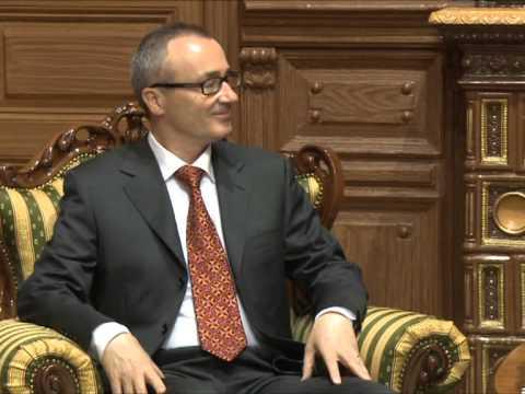 Nicolae Timofti a avut  o întrevedere cu ambasadorul Elveţiei,  Christian Schoenenberger