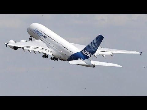 Airbus: Περιορίζεται η παραγωγή του Α380 – economy