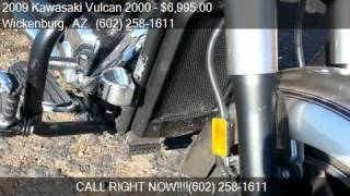 7. 2009 Kawasaki Vulcan 2000  for sale in Wickenburg, AZ 85390