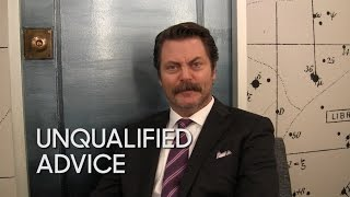 Unqualified Advice: Nick Offerman