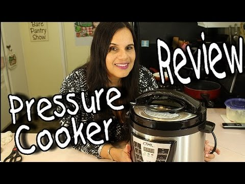 Power Pressure Cooker XL Review/As seen on T.V.