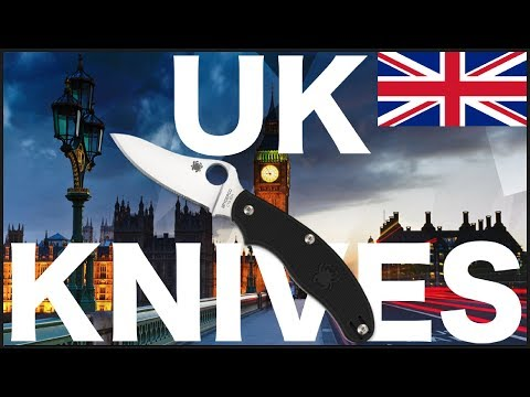 Best U.K. Everyday Carry Pocket Knives | Top 7 LEGAL Slip Joint & Friction Folder EDC Pocket Knives