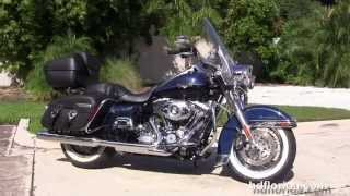 5. Used 2012 Harley Davidson Road King Classic Motorcycles for sale