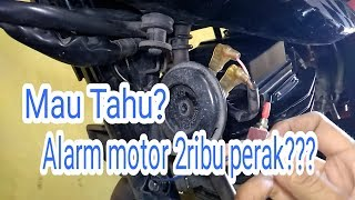 Video Bikin Alarm Motor modal dua ribu perak MP3, 3GP, MP4, WEBM, AVI, FLV November 2018