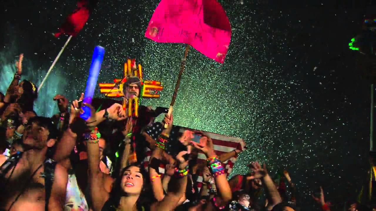 Steve Aoki - Live @ TomorrowWorld 2014