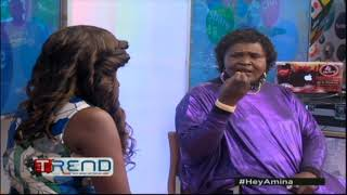Video #theTrend: 'Mama Kayai' takes us through her journey as a comedian MP3, 3GP, MP4, WEBM, AVI, FLV Maret 2019