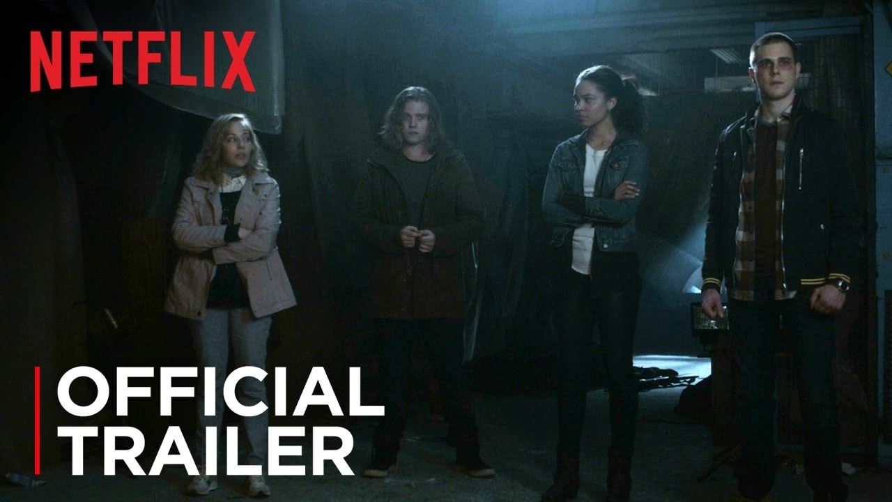 FBI special agent Eric McCormack leads team of 'Travelers' in Netflix's New Sci-Fi Fantasy Series [Trailer]