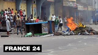 Subscribe to France 24 now: http://f24.my/youtubeEN FRANCE 24 live news stream: all the latest news 24/7 http://f24.my/YTliveEN Violence flared for a third day ...
